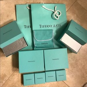 Medium size Tiffany box